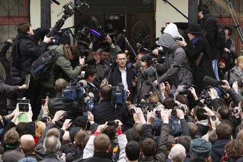 Навальный киров