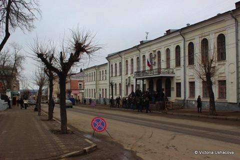 Навальный суд ступени